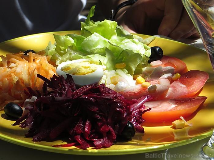 Veselīgie «Alžīriešu salāti»
