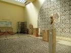 Tipazas muzejā atrodas vērtīgi atradumi no romiešu laikiem, tai skaitā arī dažādas mozaīkas 45