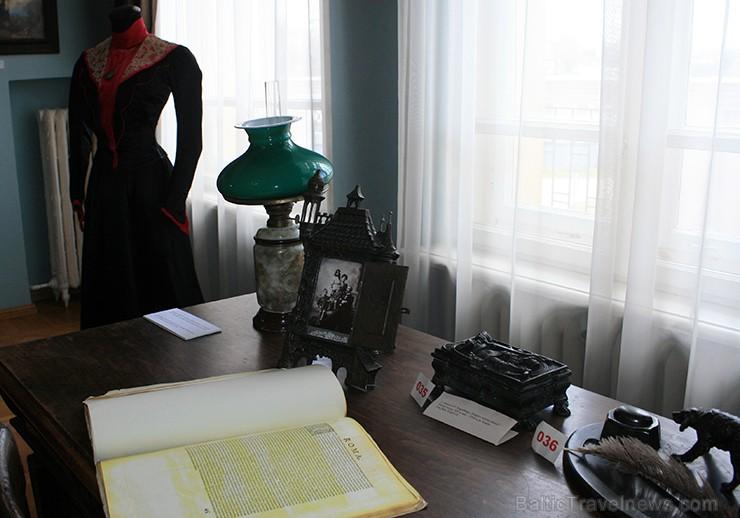Haima Frenekļa villa ir viens no populārākajiem kultūras tūrisma galamērķiem Lietuvas ziemeļu daļā