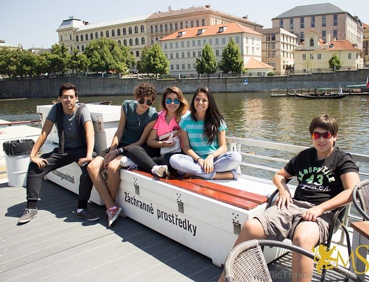 Vairāk informācijas par mācību un atpūtas iespējām skatieties «EC Durbe» mājas lapā un dodieties uz Prāgu jau šovasar!