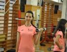 Fitnesa programmas ietvaros jaunieši apgūs pareizu treniņu metodiku un veselīga uztura pamatprincipus sertificētu pasniedzēju vadībā, un programmas be 4