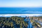 Jūrmalā apskatāmi burvīgi ziemas skati 3