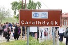 Travelnews.lv apmeklē 9000 gadu vecu cilvēku apmetni Catalhöyük Turcijā. Sadarbībā ar Turkish Airlines 1