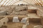 Travelnews.lv apmeklē 9000 gadu vecu cilvēku apmetni Catalhöyük Turcijā. Sadarbībā ar Turkish Airlines 25