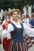 Dziesmu un deju svētku atklāšanas gājiens pulcē Rīgā visus Latvijas novadus (501-600) 6