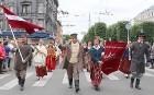 Dziesmu un deju svētku atklāšanas gājiens pulcē Rīgā visus Latvijas novadus (501-600) 9