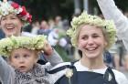 Dziesmu un deju svētku atklāšanas gājiens pulcē Rīgā visus Latvijas novadus (501-600) 18