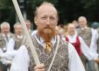 Dziesmu un deju svētku atklāšanas gājiens pulcē Rīgā visus Latvijas novadus (501-600) 20
