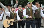 Dziesmu un deju svētku atklāšanas gājiens pulcē Rīgā visus Latvijas novadus (501-600) 24