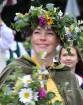 Dziesmu un deju svētku atklāšanas gājiens pulcē Rīgā visus Latvijas novadus (501-600) 34