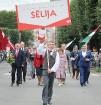 Dziesmu un deju svētku atklāšanas gājiens pulcē Rīgā visus Latvijas novadus (501-600) 41