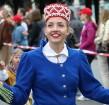 Dziesmu un deju svētku atklāšanas gājiens pulcē Rīgā visus Latvijas novadus (501-600) 46