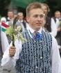 Dziesmu un deju svētku atklāšanas gājiens pulcē Rīgā visus Latvijas novadus (501-600) 50