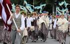Dziesmu un deju svētku atklāšanas gājiens pulcē Rīgā visus Latvijas novadus (501-600) 56