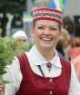 Dziesmu un deju svētku atklāšanas gājiens pulcē Rīgā visus Latvijas novadus (501-600) 60