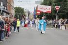 Dziesmu un deju svētku atklāšanas gājiens pulcē Rīgā visus Latvijas novadus (501-600) 72