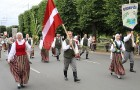 Dziesmu un deju svētku atklāšanas gājiens pulcē Rīgā visus Latvijas novadus (501-600) 86