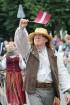 Dziesmu un deju svētku atklāšanas gājiens pulcē Rīgā visus Latvijas novadus (501-600) 100