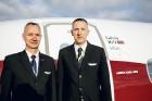 Latvijas nacionālā lidsabiedrība «airBaltic» 18. novembrī pirmo reizi piedalījās svinīgajā parādē ar «Airbus A220-300» lidmašīnu, kuru rotā sarkanbalt 5