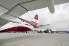 Latvijas nacionālā lidsabiedrība «airBaltic» 18. novembrī pirmo reizi piedalījās svinīgajā parādē ar «Airbus A220-300» lidmašīnu, kuru rotā sarkanbalt 6