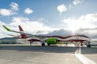 Latvijas nacionālā lidsabiedrība «airBaltic» 18. novembrī pirmo reizi piedalījās svinīgajā parādē ar «Airbus A220-300» lidmašīnu, kuru rotā sarkanbalt 20