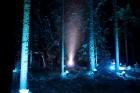 Mazsalacā, Skaņākalna dabas parkā, Ziemassvētku pasakumā