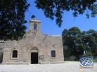 7 km pirms Larnakas, Kiti ciematā atrodas Angeloktisti jeb Enģeļu celtā baznīca, tajā ir saglabājies rets 6. gs. mākslas piemērs - sienu mozaika - Jau 10