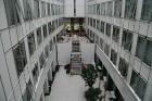 Eiropas Parlamenta ēka ir veidota tā, lai varētu padarīt darba ritmu pēc iespējas komfortablāku 8
