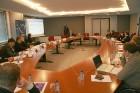 Apaļā galda sanāksmē satiekas vairāku institūciju un valstu pārstāvji, lai apspriestu svarīgus vīzu jautājumus 16