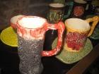 Keramikas un stikla darbnīcā tiek rīkotas arī dažādas izstādes 11