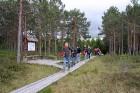 Somā (Soomaa) nacionālais parks ar Ingatsi taku atrodas Igaunijā, Viljandi apgabalā, Sandra ciemata tuvumā 1