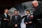 Tūrisma izstādes «Balttour 2012» fotohronika - Atklāšanas ceremonija. Foto: Juris Ķilkuts (www.Fotoatalje.lv) 29