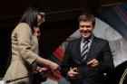 Tūrisma izstādes «Balttour 2012» fotohronika - Atklāšanas ceremonija. Foto: Juris Ķilkuts (www.Fotoatalje.lv) 30