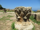 Bazilikas varenās un krāšņās kolonnas 20