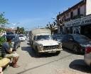 Uz senās pilsētas ceļiem var redzēt arī pavisam senus auto 48