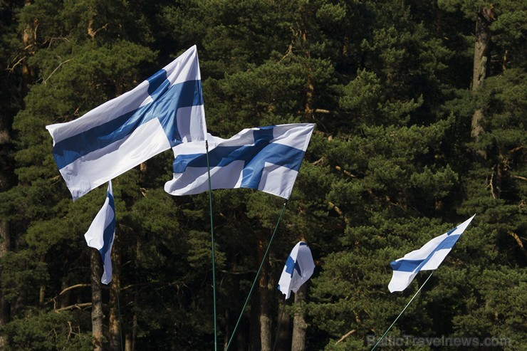 Ziemeļu un Baltijas valstu kori pieskandina Mežaparku 152819