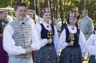 Ziemeļu un Baltijas valstu kori pieskandina Mežaparku 29